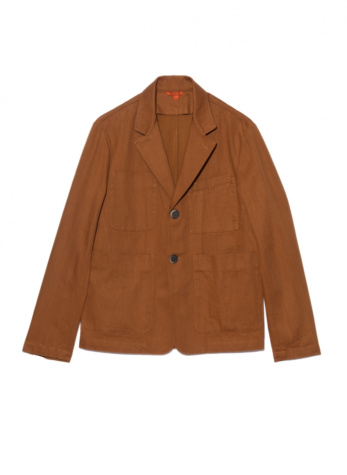 "Jacket "" Pezzana "" Color Denim Barena Venezia"