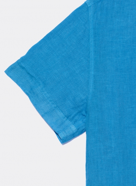 "Shirt Polo "" Dolfin "" in Linen Barena Venezia"