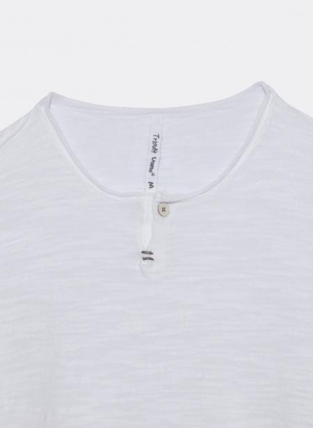 T-shirt en maille manches longues
