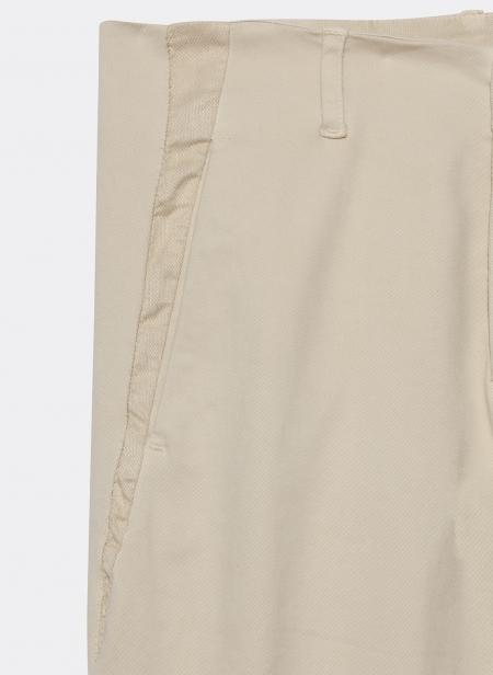 Pantalon en jersey stretch
