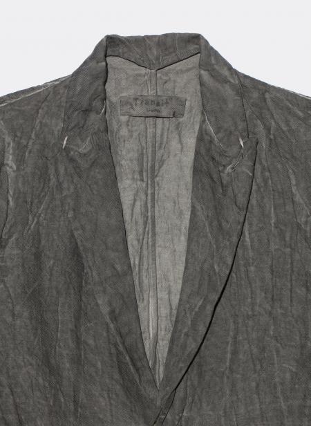 Veste déstructurée en coton