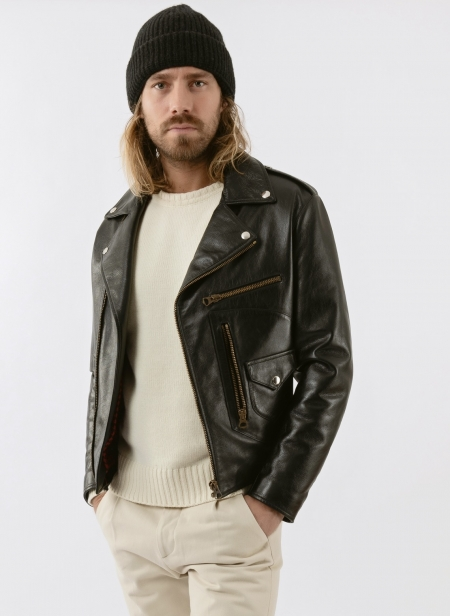Perfecto Bucco Fortela Leather Jacket