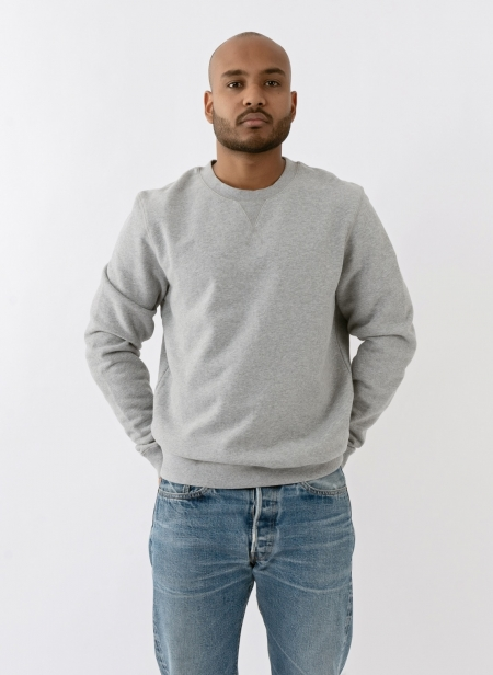 "Sweatshirt "" V-neck "" Sunspel"