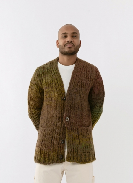 Cardigan Wool Alpaca Roberto Collina