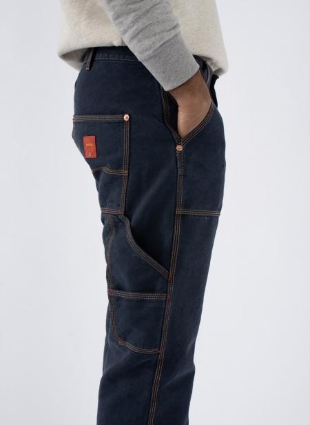 Carpenter Pant Coton & Silk