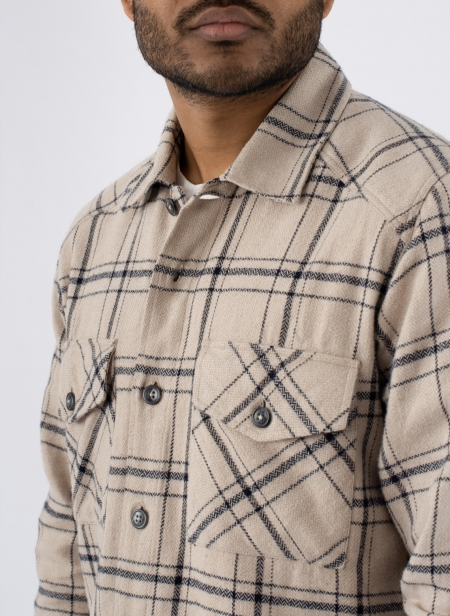 Japanese Check Shirt