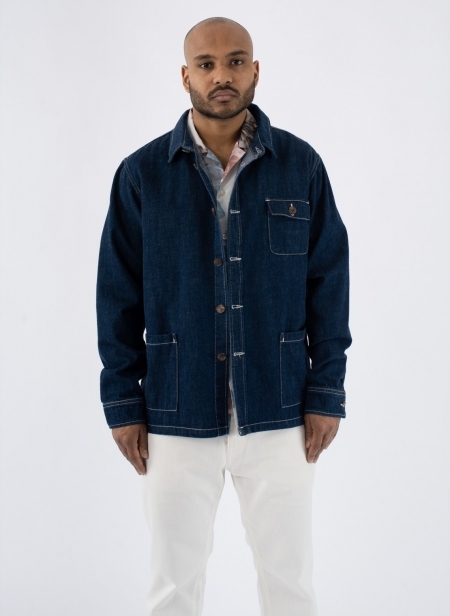 Overshirt Japanese Denim 12oz