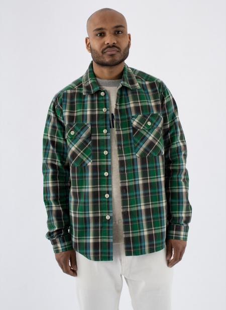 Lumber Shirt Japanese Check