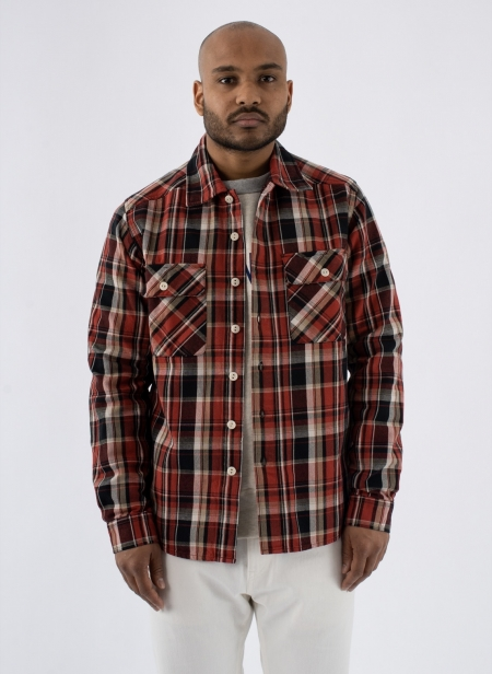 Lumber Shirt Japanese Check