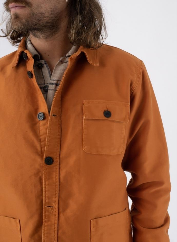 French Moleskine Jacket