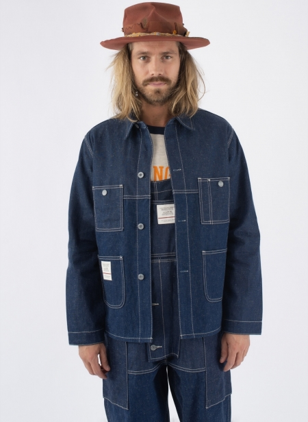 Mechanics Jacket 10oz Denim