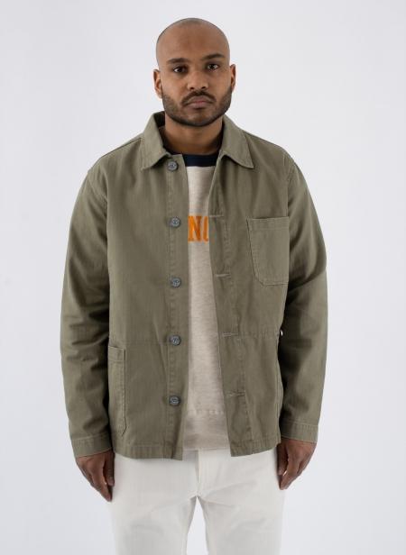 Mixed Field Jacket Nigel Cabourn Lybro