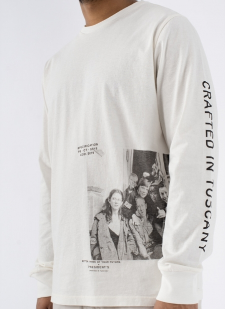 T-shirt L/s Jersey Youth Side