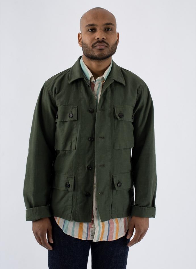 Jacket Salvation Japan Satin Washed