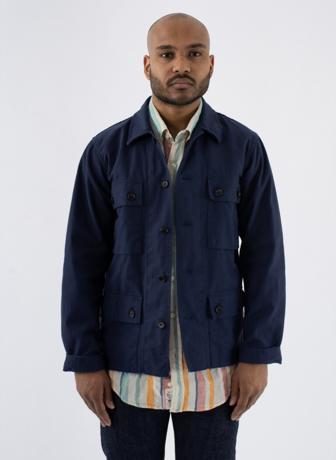 Jacket Salvation Japan Satin Washed