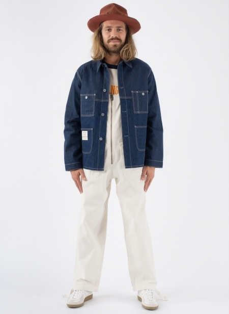 Deck Waders Cotton Drill