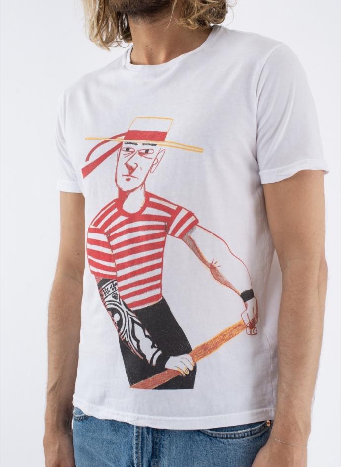 T-shirt Giro Gondoliere