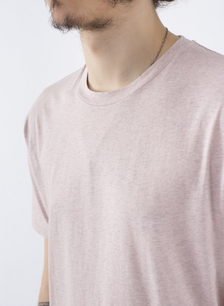 Riviera Organic T-shirt Pink