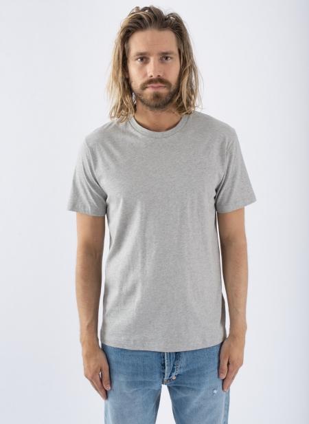 Riviera Organic T-shirt Grey
