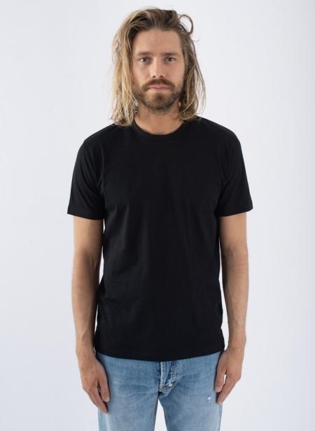 Riviera Organic T-shirt Black