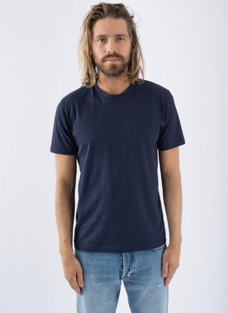 Riviera Organic T-shirt Navy