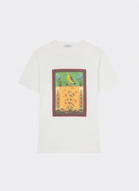 T-shirt Embroidered & Printed