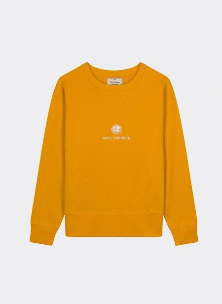 Globe Logo Crew Sweatshirt