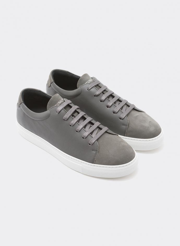 Edition 3 Grey Nubuck