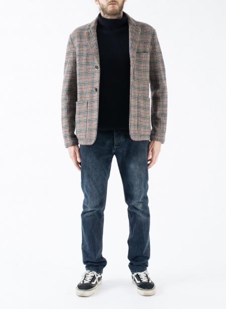 Sweater Roll Neck in Merino Wool