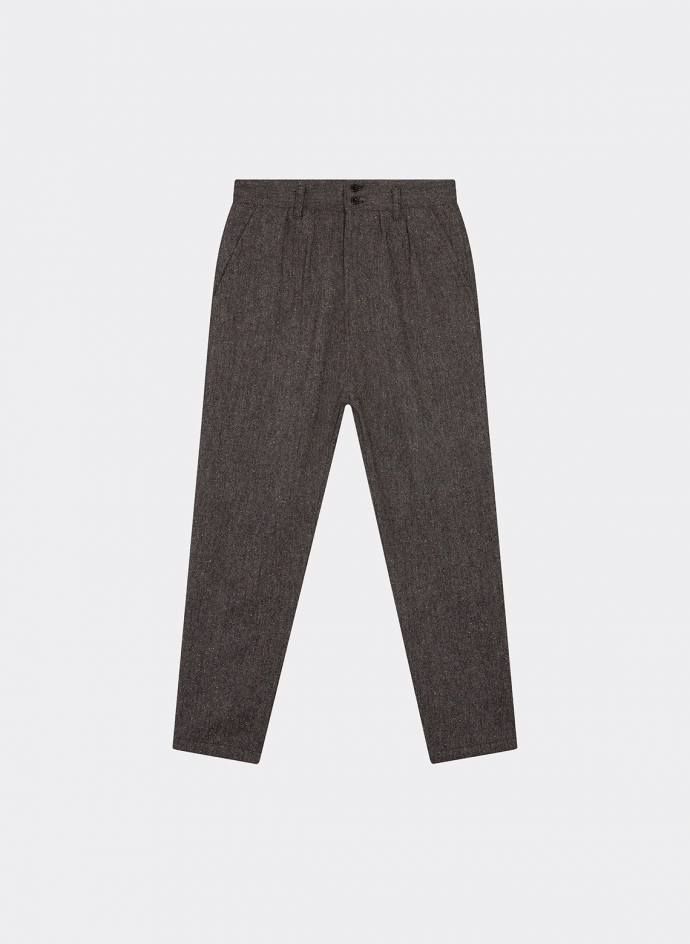 2 Pences Trousers Wool Dots