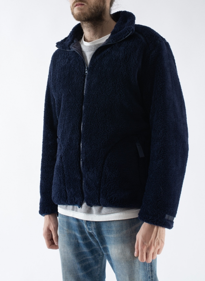 Polar Fleece Zip Jacket