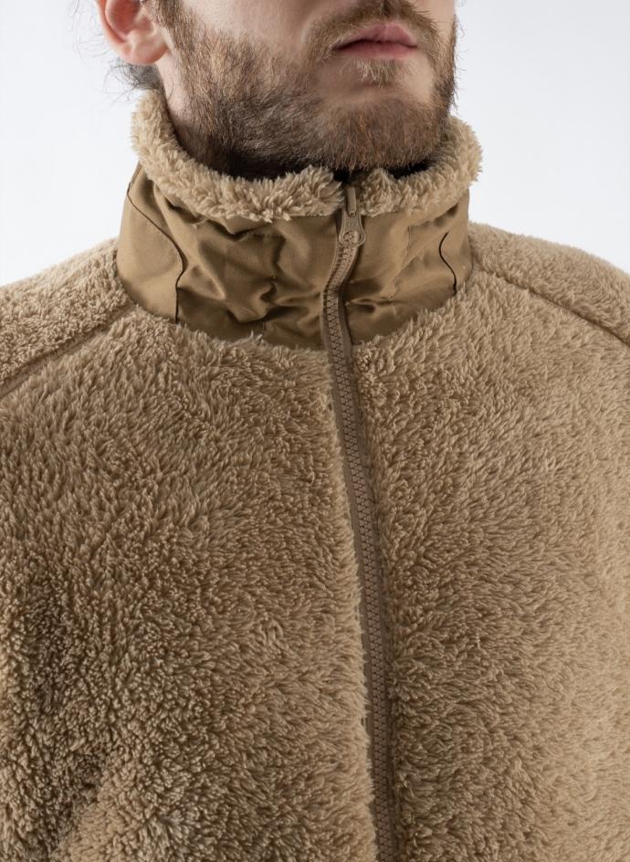 Fleece Blouson