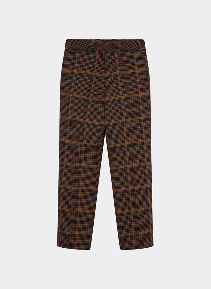 Dickens Trousers P's Tec Check Bonotto