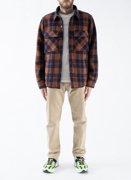 Jacket Twenty Two Wool Check