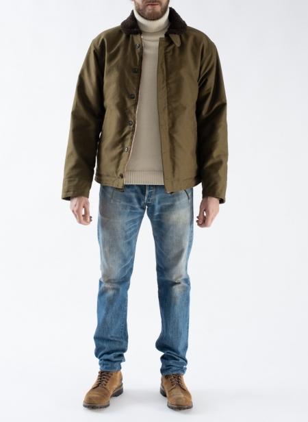 Deck Jacket Japan Cotton