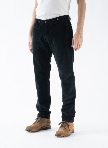 Rampin Trousers in Stretch Corduroy