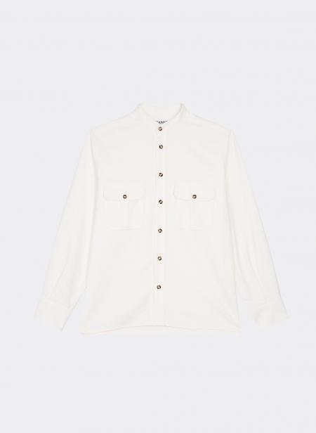 Albino Fire Shirt Flannel