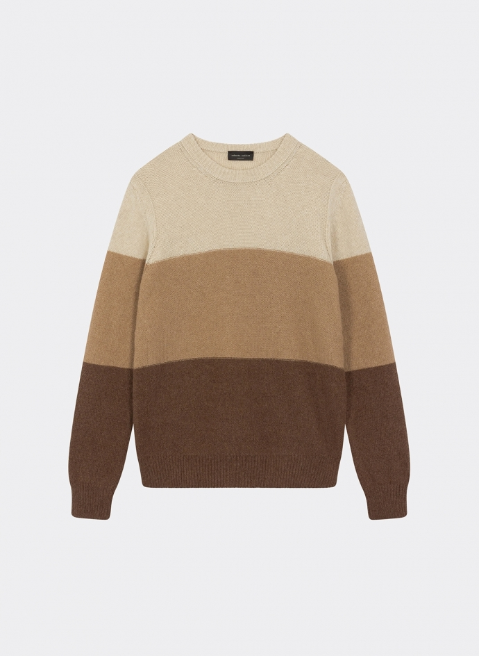 Pull Baby Camel Color Block