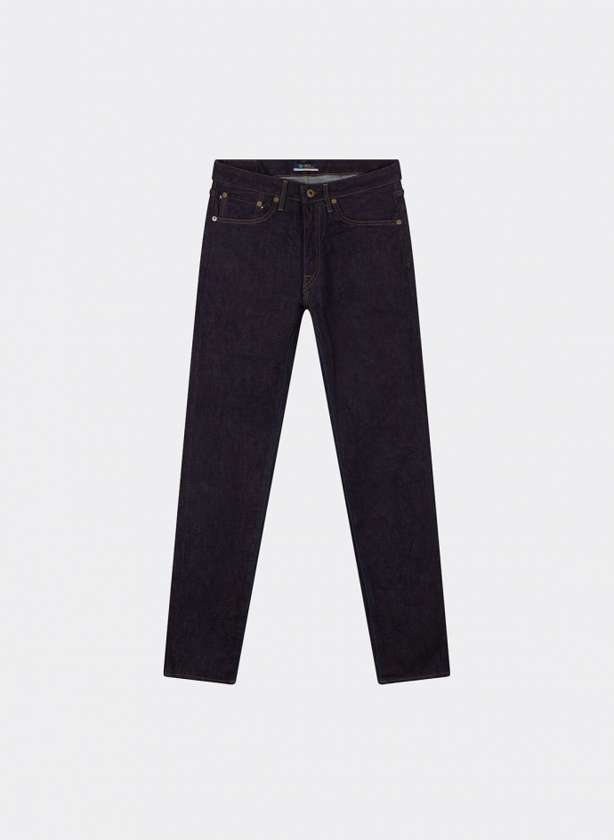 Circle Tapered Selvedge Stretch One Wash