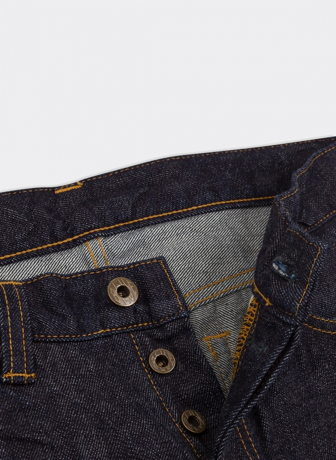 14oz Selvedge Denim Tapered Zimbabwe Menphis Cotton
