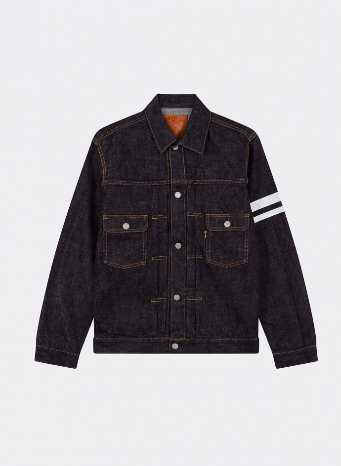 15.7 Oz Type 2 Denim Jacket