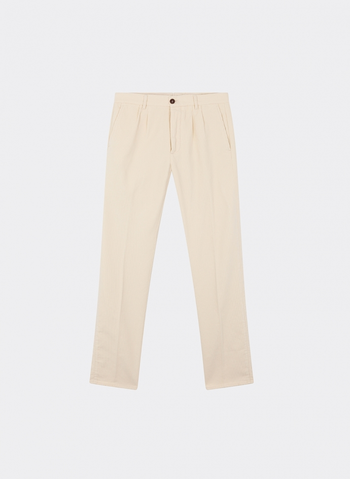 Pences 19 Corduroy Cream