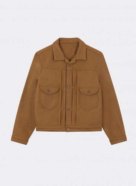 Cycle Top Jacket Camel