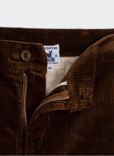 Corduroy Cargo Pants 8-wale Corduroy