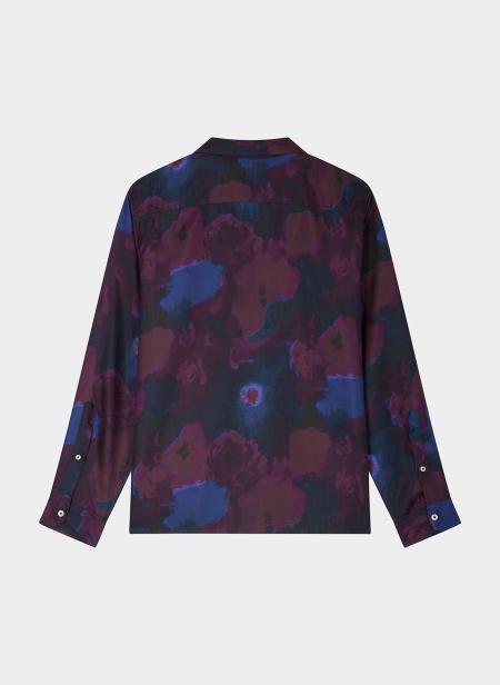 Shirt Rangi L/s Psycho Silk