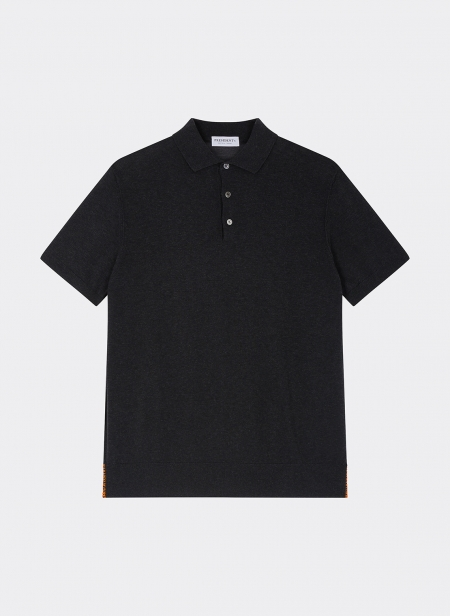 Polo S/s Giza Cotton