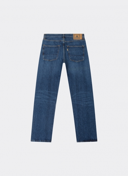 John Japanese Selvedge Denim Washed And Used