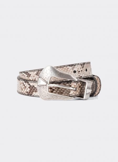 Python Skin 25mm Belt