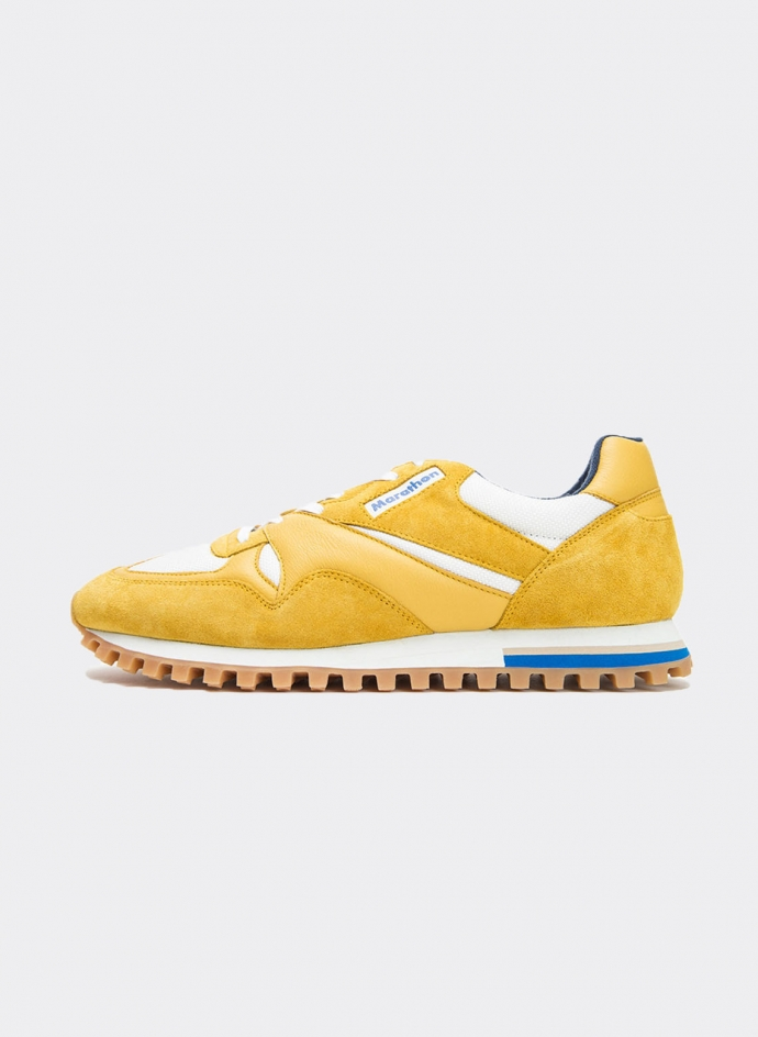 Trainer Marathon Yellow
