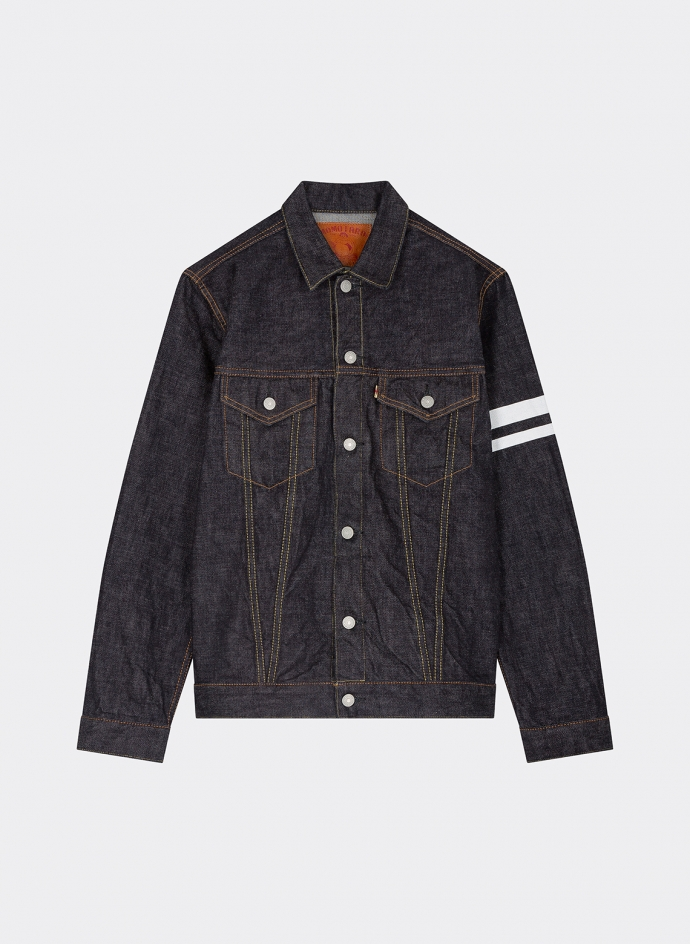 Type 3 Denim Jacket 15.7oz GTB